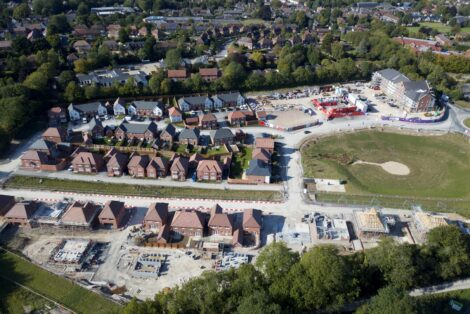 New Homes Site 2